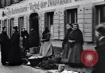 Image of American soldiers buy Christmas tree Germany, 1919, second 5 stock footage video 65675039658