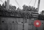 Image of American soldiers return after World War 1 France, 1919, second 10 stock footage video 65675039659