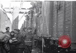 Image of American soldiers Siberia Russia, 1918, second 1 stock footage video 65675039660