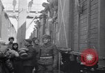 Image of American soldiers Siberia Russia, 1918, second 3 stock footage video 65675039660
