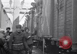 Image of American soldiers Siberia Russia, 1918, second 5 stock footage video 65675039660