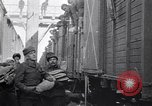 Image of American soldiers Siberia Russia, 1918, second 9 stock footage video 65675039660