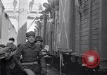 Image of American soldiers Siberia Russia, 1918, second 10 stock footage video 65675039660