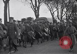 Image of German troops going home France, 1918, second 3 stock footage video 65675039661