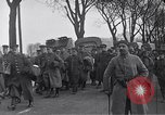 Image of German troops going home France, 1918, second 8 stock footage video 65675039661