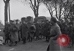 Image of German troops going home France, 1918, second 9 stock footage video 65675039661