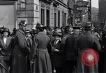 Image of Political Demonstration Berlin Germany, 1919, second 5 stock footage video 65675039664