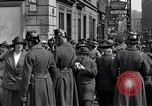 Image of Political Demonstration Berlin Germany, 1919, second 8 stock footage video 65675039664