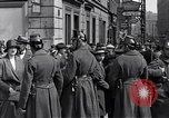 Image of Political Demonstration Berlin Germany, 1919, second 9 stock footage video 65675039664