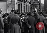 Image of Political Demonstration Berlin Germany, 1919, second 12 stock footage video 65675039664