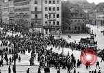Image of German soldiers Homecoming World War I Germany, 1918, second 1 stock footage video 65675039666