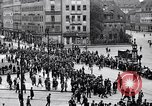 Image of German soldiers Homecoming World War I Germany, 1918, second 3 stock footage video 65675039666
