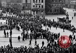 Image of German soldiers Homecoming World War I Germany, 1918, second 6 stock footage video 65675039666