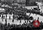 Image of German soldiers Homecoming World War I Germany, 1918, second 8 stock footage video 65675039666