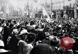 Image of Celebrating First Republic of Austria Salzburg Austria, 1919, second 1 stock footage video 65675039669