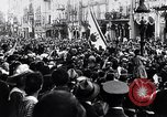 Image of Celebrating First Republic of Austria Salzburg Austria, 1919, second 4 stock footage video 65675039669