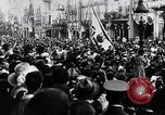 Image of Celebrating First Republic of Austria Salzburg Austria, 1919, second 5 stock footage video 65675039669