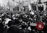 Image of Celebrating First Republic of Austria Salzburg Austria, 1919, second 6 stock footage video 65675039669