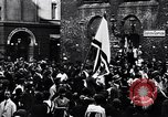 Image of Celebrating First Republic of Austria Salzburg Austria, 1919, second 11 stock footage video 65675039669