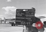 Image of YB-49 aircraft United States USA, 1947, second 1 stock footage video 65675039694