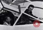 Image of Horten aircraft Orange County Air Base California USA, 1952, second 11 stock footage video 65675039700