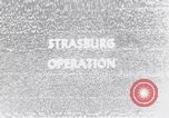 Image of Sixth United States Army personnel Strasburg Germany, 1944, second 2 stock footage video 65675039705