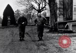 Image of Sixth United States Army personnel Strasburg Germany, 1944, second 8 stock footage video 65675039705