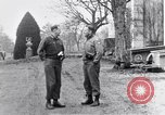 Image of Sixth United States Army personnel Strasburg Germany, 1944, second 9 stock footage video 65675039705