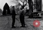 Image of Sixth United States Army personnel Strasburg Germany, 1944, second 10 stock footage video 65675039705