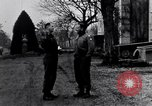 Image of Sixth United States Army personnel Strasburg Germany, 1944, second 12 stock footage video 65675039705