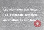 Image of United States troops Ludwigshafen Germany, 1945, second 6 stock footage video 65675039707