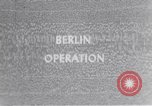 Image of Berlin at end of World War 2 Berlin Germany, 1945, second 3 stock footage video 65675039715