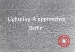 Image of Berlin at end of World War 2 Berlin Germany, 1945, second 4 stock footage video 65675039715