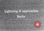 Image of Berlin at end of World War 2 Berlin Germany, 1945, second 5 stock footage video 65675039715