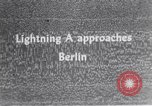Image of Berlin at end of World War 2 Berlin Germany, 1945, second 6 stock footage video 65675039715