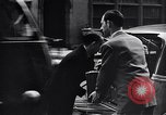 Image of WMCA radio station recording New York City USA, 1951, second 5 stock footage video 65675039752