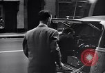 Image of WMCA radio station recording New York City USA, 1951, second 6 stock footage video 65675039752