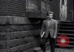 Image of high school age boys New York City USA, 1943, second 7 stock footage video 65675039759