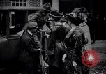 Image of Wounded American soldiers with prosthetics San Francisco California USA, 1918, second 3 stock footage video 65675039778
