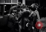 Image of Wounded American soldiers with prosthetics San Francisco California USA, 1918, second 4 stock footage video 65675039778