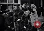 Image of Wounded American soldiers with prosthetics San Francisco California USA, 1918, second 12 stock footage video 65675039778