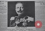 Image of Kaiser Wilhelm  in Holland Holland Netherlands, 1918, second 7 stock footage video 65675039784