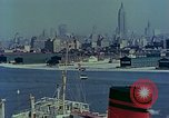Image of Statue of Liberty New York City USA, 1958, second 8 stock footage video 65675039792