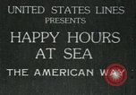 Image of United States Lines flagship SS Leviathan New York City USA, 1928, second 7 stock footage video 65675039796