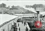 Image of American troops leave France at end of World War 1 Brest France, 1919, second 1 stock footage video 65675039808