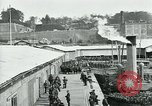 Image of American troops leave France at end of World War 1 Brest France, 1919, second 3 stock footage video 65675039808