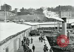 Image of American troops leave France at end of World War 1 Brest France, 1919, second 4 stock footage video 65675039808