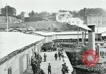 Image of American troops leave France at end of World War 1 Brest France, 1919, second 5 stock footage video 65675039808