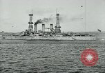 Image of Connecticut class battleships  Brest France, 1919, second 9 stock footage video 65675039809