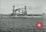 Image of United States battleships Brest France, 1919, second 11 stock footage video 65675039809